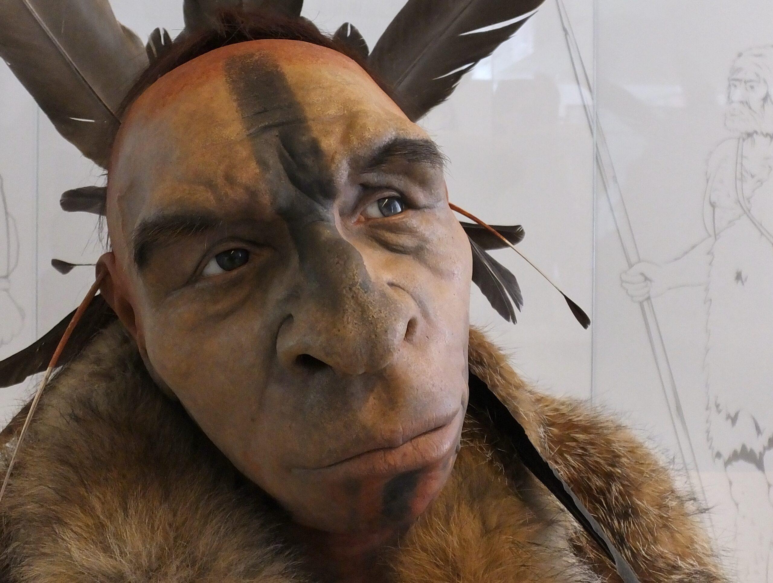 Lo qué pasó cuando tu abuela Sapiens conoció a tu abuelo Neandertal