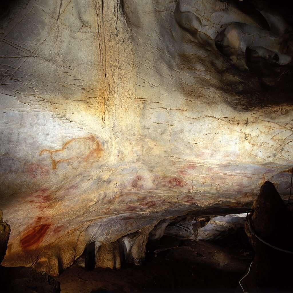 coves pintures rupestres cueva castillo neandertales sapiens