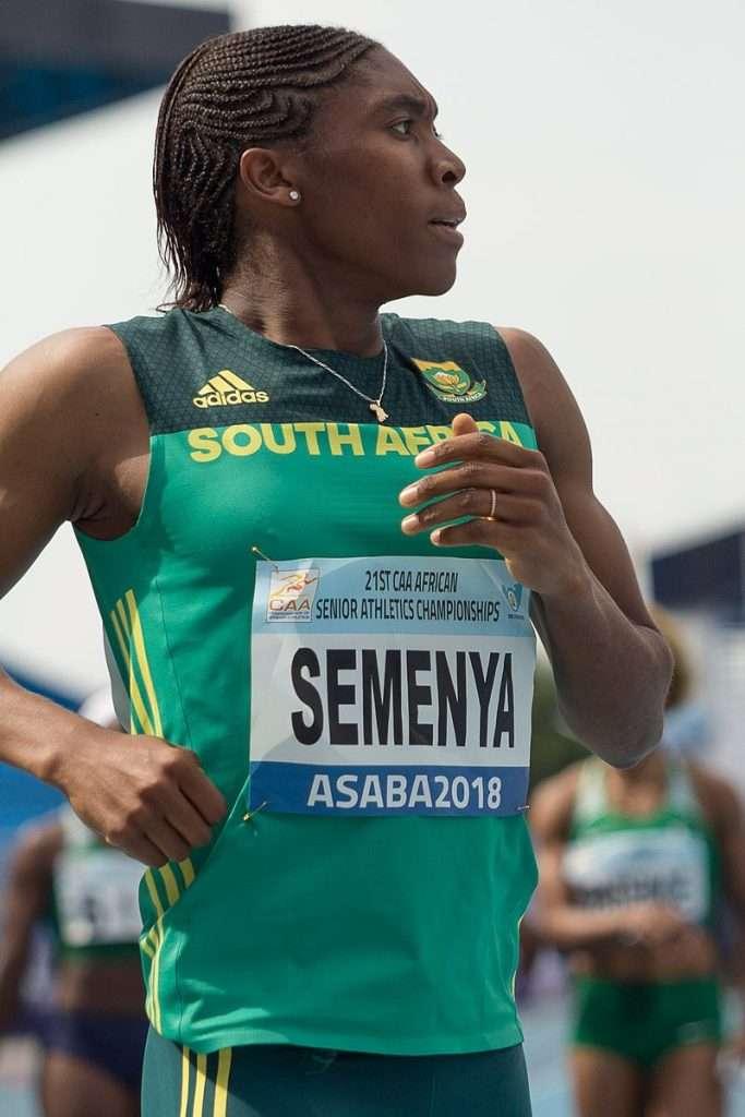 mujer xy testosterona atleta africana