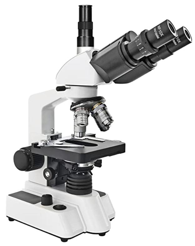 microscopio trinocular camara fotos