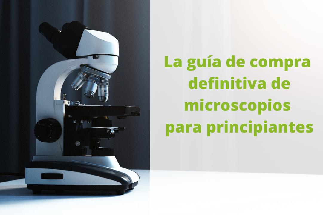 guia de compra comparativa microscopio niños mejores baratos calidad precio